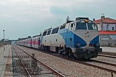 333.089 13.3.2005 (Mariano Alvaro) Tags: renfe 333 089 talgo train tren trenes ferrocarril directo madrid burgos miraflores sierra estacion