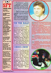 Scottish Football Today - August 1994 - Page 2 (The Sky Strikers) Tags: scottish football today magazine august 1994 one pound fifty theo snelders