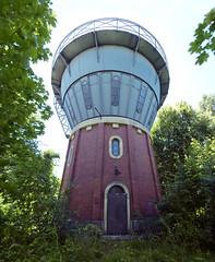 Wasserturm Chemnitz (1) (david_drei) Tags: wasserturm chemnitz lost lostplace decay denkmal
