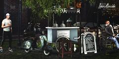 Ice cream ♥ (IgorAlmeida BlackBart) Tags: menonlymonthly theseasonsstory burley nativeurban native galvanized drd applefall peaches madras kunst badunicorn hideki