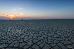 earth cracking (Just me, Aline) Tags: 201807 alinevanweert friesland holland leefilter nederland netherlands sw9ndhg westhoek droogte minimalism minimalisme modder mud sea summer sunset wad wadden zee zomer zonsondergang