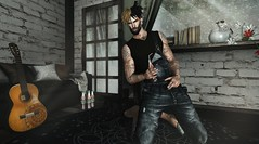 † 1038 † (Nospherato Destiny) Tags: avatar event blogger virtual beard tattoo malefashion guy camo mom volkstone legalinsanity dappa equal10 ultra