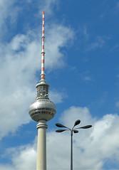 Berlin Alexanderplatz, July 2018 (stilo95hp) Tags: ddr gdr fernsehturm berlin alexanderplatz