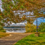 Tupper Lake  New York - Adirondack Park - Autumn Vista thumbnail