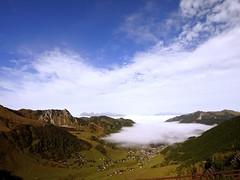Liechtenstein (Ready.Aim.Fire) Tags: alpen alpes alpine alpino avrupa berg berge climbing cloud europa europe fog foggy fürst fürstinginaweg himmel liechtenstein malbun mist misty mountain mountains naafkopf nebel neblig nube rock senderismo sky vaduz wandern wolke
