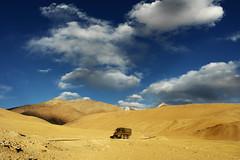 Landscapes from Ladakh (pallab seth) Tags: leh ladakh jammukashmir india autumn colour color thadsangkarulake landscape mountains himalayas highaltitudelake kyagartso