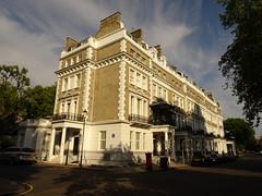 London: Onslow Gardens (SebastianBerlin) Tags: england london kensington londonsw7 onslowgardens англия лондон кенсингтон 2018