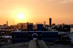 orange city (Der Berzerker) Tags: 2018 fujifilmxt20 lima peru sunset