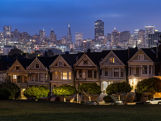 'Painted Ladies' of San Francisco