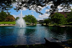 Canal Walk in Indianapolis, Indiana (durand clark) Tags: canal indianapolis indianacentralcanal nikon nikond750 indiana indianapoliscanalwalk