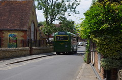 IMGP1567 (Steve Guess) Tags: shere surrey hills dows england gb uk rf644 nle644 london country lcbs aec regal iv bus mccw
