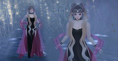 Darkest moon (Dan Gericault Lol and XD 4Evah) Tags: sl ssecondlife slfashion cute kawaii fantasy sailormoon darkmoon sailorchibi olivehair genusproject mudskin thecrystalhearfestival altair cazimi nails appliers