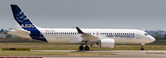 C-FFDO Airbus Industrie Airbus A220-300 MSN 55002 (Flox Papa) Tags: cffdo airbus industrie a220300 msn 55002 a 220 300 bombardier bd500 cseries cs300 bd 500 cs flight test vehicle 8 ftv8
