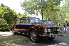 Alfa Romeo 1750 Berlina, Baden-Baden (TaurusES64U4) Tags: alfa romeo