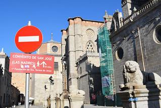 Catedral de Cristo Salvador ( Ávila )