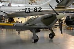 NASM_0218 Hawker Hurricane IIC (kurtsj00) Tags: nationalairandspacemuseum nasm smithsonian udvarhazy hawker hurricane iic