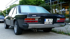 Fiat 130 Coupe (vwcorrado89) Tags: fiat 130 coupe