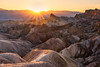Zabriskie point (cekuphoto) Tags: landscape california travel nationalpark deathvalley zabriskiepoint sunset nature