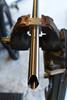 Prepping Tubes (44 Bikes) Tags: 44bikes custombicycle mountainbike framebuilding marauder titanium