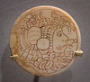 IMG_1778 (jaglazier) Tags: 2018 32518 400ad400adroom2 archaeologicalmuseum artmuseums bonecarving cambridge crafts drawing earspools earflares faces gods goldenkingdomsluxuryandlegacyintheancientamericas groupii guatemala headdresses heads holmul jewelry march massachusetts maya mayan mesoamerican metropolitanmuseum museums newyork offerings paint peabodymuseumofarchaeologyandethnology precolumbian red religion rituals sacrifices specialexhibits structureb usa votives archaeology art copyright2018jamesaglazier disks engraved incised men profiles shell unitedstates