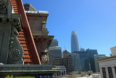 The Changing Face of San Francisco (JB by the Sea) Tags: sanfrancisco california april2018 financialdistrict salesforcetower