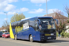 KOK COACH & TAXI BACKERS, WITNEY YJ10DVF (bobbyblack51) Tags: kok coach and taxi backers witney yj10dvf temsa safari hd cavendish poole 5302 william hill allover advert ayr 2018