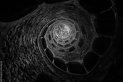 Initiation Well (Grothausen) Tags: portugal sintra well quinta da regaleira initiation