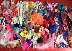 Flea Market Finds : 06-24-2018 (Part 4) (MyMonsterHighWorld) Tags: barbie fashion pack fashions 1990s 90s 1980s 80s sindy ken skipper mattel hasbro shera becky bratz hi glamm my little pony mlp rainbow dash rarity