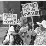 Everyone Needs Mommy - Democracy Needs Your Vote thumbnail