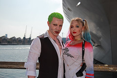 MCM Saturday 2018 LIII (Lee Nichols) Tags: mcmsaturday2018 mcm mcmcomiccon cosplay canoneos600d costume cosplayers costumes comiccon londonexcel mcmlondonmay2018 thejoker harleyquinn joker harley