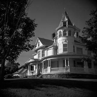 Andrew M Hargis House