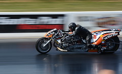 Nitro Twin_1204 (Fast an' Bulbous) Tags: bike biker motorcycle drag strip race track fast speed power acceleration motorsport racebike dragbike