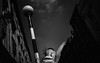 B E A C O N . O F . B E A K . S T (Panda1339) Tags: lookdown london ldn monochrome streetphotography belishabeacons zebracrossing blackandwhite uk light outtakes mood