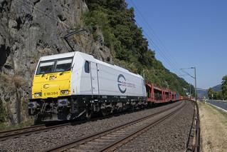 D ECR 186 319-0 Engelsburg 30-06-2018