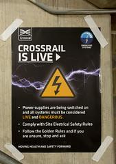 Farringdon_Elizabeth_Line_150618_1353_hi (Chris Constantine UK) Tags: crossrail tube london underground construction metro elizabeth farringdon