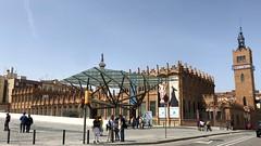 Caixaforum, Montjuic, Barcelona.