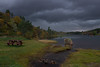 Cloudy (Gennadiy Finenko) Tags: autumn autumnmood landscape lake clouds cloudy trevel trees tourism water outdors nature norway panoramic gennadiyfinenko озеро вода облака пасмурно норвегия осень остров хитра