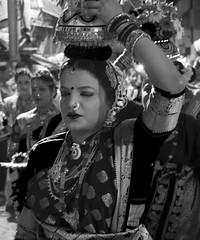 Sleep walking (magiceye) Tags: street streetphoto streetportrait monochrome blackandwhite koli holi festival vesave versova mumbai india