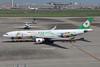 BR A333 B-16332 (EddieWongF14) Tags: evaairways evaair airbus airbusa330 airbusa330300 airbusa330302 a330 a333 a330300 a330302 b16332 hellokittyjet hnd rjtt tokyointernationalairport hanedaairport