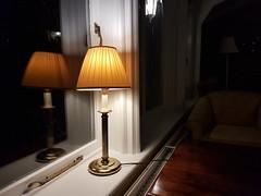20180409_204934 (andy michael2012) Tags: lamp light window glow
