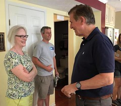 """Canvassing in Lee (Fairfax) for Sen. Kaine and the Dem ticket • <a style=""""font-size:0.8em;"""" href=""""http://www.flickr.com/photos/117301827@N08/41641349770/"""" target=""""_blank"""">View on Flickr</a>"""