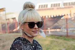 Lillian Shoot (Wildeye Photography) Tags: model blonde beauty portrait glasses