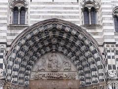 Cattedrale di San Lorenzo (glynspencer) Tags: genova liguria italy it