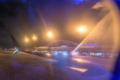 Copa B738 (FOR) CM342 (ruifo) Tags: nikon d810 aviacion aviación aviacao aviação aviation airport aeropuerto aeroporto sigma 20mm f14 dg hsm art noite noche night noturna noctural sbfz for fortaleza ce ceara ceará brasil brazil international internacional pinto martins batismo bombeiros jato água agua water baptism