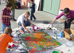 13-Mar _113x-72 (Scott Hess) Tags: lyndi jason painting pac arts center youth opening