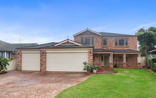 16 Aintree Cl, Casula NSW 2170