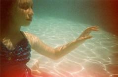 Roll film week day 2 image 1 (Britt Grimm) Tags: underwater underwaterphotographer underwatermodel underwaterphotography krabunderwaterhousing lomo underwaterballet 35mm analogue filmisnotdead