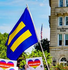 2018.06.26 Muslim Ban Decision Day, Supreme Court, Washington, DC USA 04018