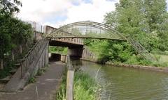 Pont en poutre à treills à Digoin (hans.hirsch) Tags: pont poutre treillis plm sncf canal kanal double voie ferroviaire stahl fachwerk doppelspur digoin gleis brücke