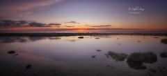 (339/18) Empezando el día (Pablo Arias) Tags: pabloarias photoshop photomatix capturenxd españa cielo nubes amanecer serenidad agua mar mediterráneo playa arena elcampello alicante